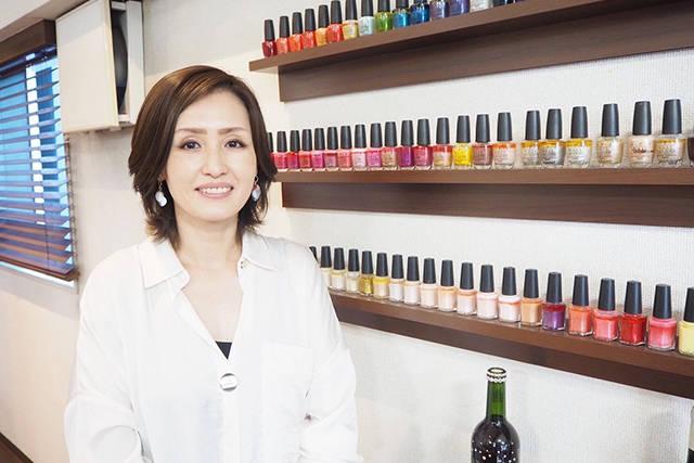 天池 景子さん(40代)